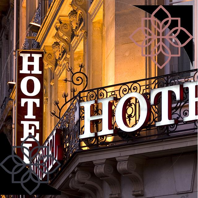 Les chaînes hotelieres