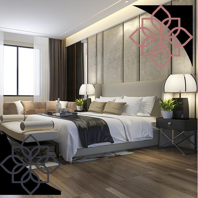 L'hôtellerie de luxe